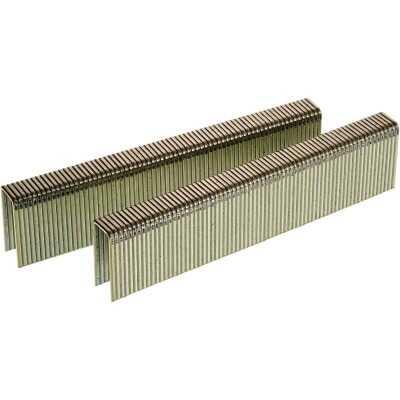 Senco 16-Gauge Galvanized Heavy Wire Decking Staples, 7/16 In. x 1 In. (5000 Ct.)