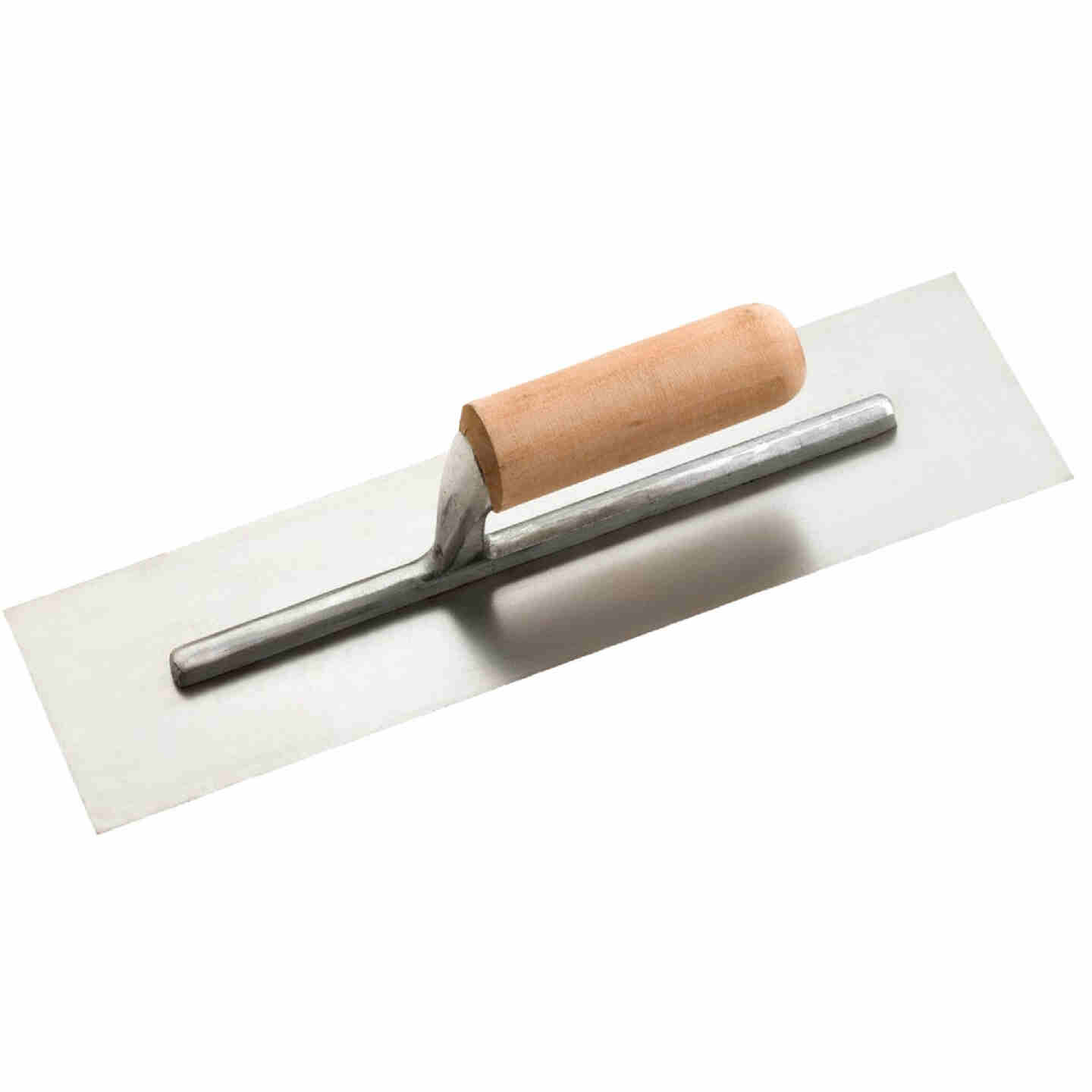 Do it 4 In. x 14 In. Finishing Trowel with Basswood Handle Image 1