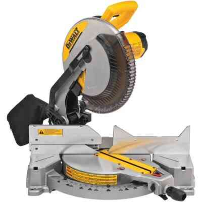 DeWalt 12 In. 15-Amp Compound Miter Saw