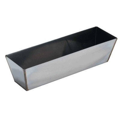 Marshalltown 14 In. Stainless Steel Heavy-Gauge Mud Pan