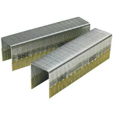 Senco 16-Gauge Galvanized Heavy Wire Decking Staples, 1 In. x 1-1/4 In. (10,000 Ct.)
