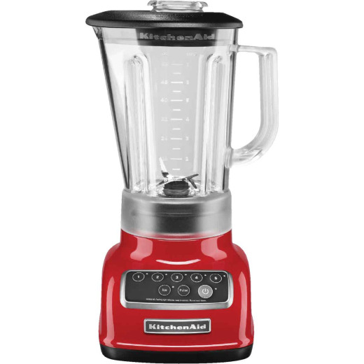 KitchenAid 5-Speed Red Blender